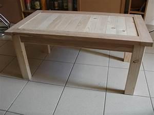 Table En Palette : la table basse en bois de palettes la seconde vie du bois ~ Melissatoandfro.com Idées de Décoration
