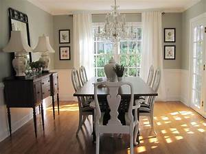 dining room awesome small apartment dining room painting With dining room paint colors 2017
