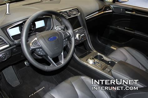 ford fusion 2017 interior 2017 ford fusion sport front interior 2017 2018 best