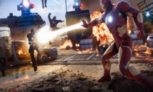 Marvel's Avengers Free PC Game Download - Free PC Games Hub