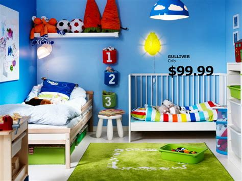 Ikea Kids Rooms Catalog Shows Vibrant And Ergonomic Design