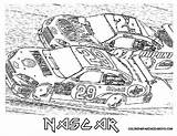 Nascar Coloring Kyle Printable Busch Sheets Cars Racing Race Colouring Crash Template Related Larson Fan Templates Coloriage Toy Popular Coloringhome sketch template