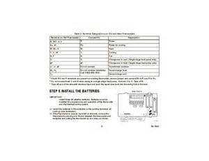 Honeywell Programmable Thermostat Owner Manual