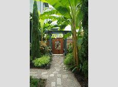 Creative Tropical Landscaping Ideas Enchanted Gardens