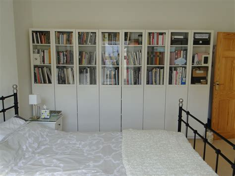 styling  ikea billy bookcases oxberg glass doors ikea
