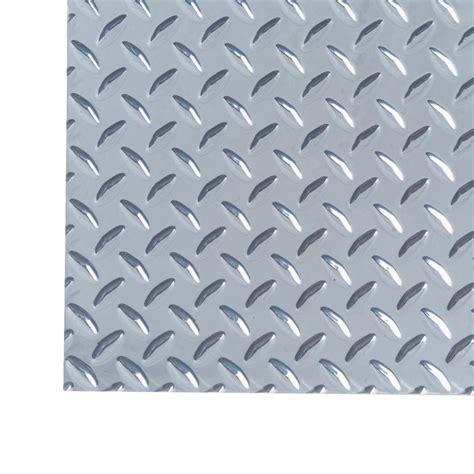 building products  ft   ft diamond tread aluminum