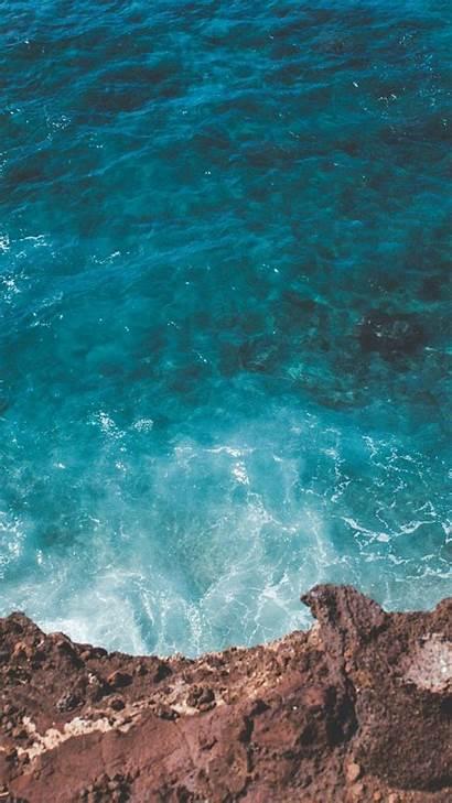 Iphone Wallpapers Sea Ocean Backgrounds Water Fondos