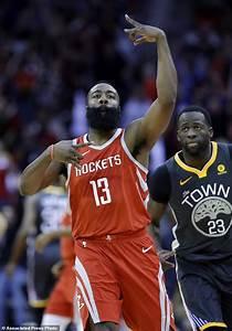 Paul has 33, Rockets end Warriors' streak with 116-108 win ...