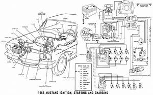 1966 Mustang Ignition Switch Diagram - What Pins Are What