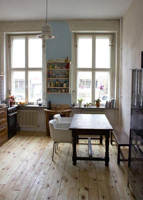 Ecktisch Kuche by K 252 Che Mit Einer Essecke Im Vintage Stil K 252 Che Kitchen