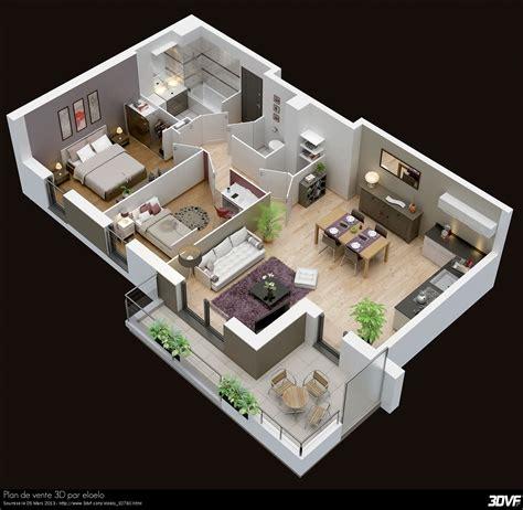 Plans De Maison Moderne Plan Maison Moderne 3d 3d Plan Maison