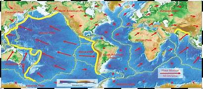 Alaska Tectonics Iris Convergent Earthquake Boundary Subduction