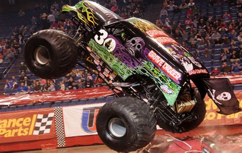 monster truck show boston monster jam car crushing racing freestyle competition