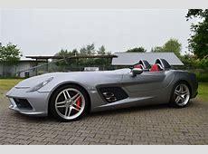 Mint Mercedes SLR Stirling Moss for Sale at €4 Million