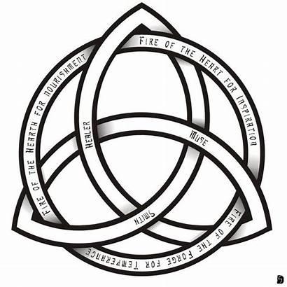 Symbol Symbols Trinity Celtic Knot Tattoo Wiccan