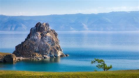 The Ecology and History of Lake Baikal - YouTube
