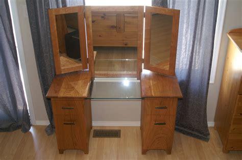 vanity woodworking plan  sepala