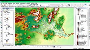 Watershed Delineation Using Arcgis 10 3