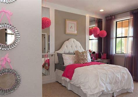 Girly Pink Room Girly Room Pink Home Bed Elegant Design