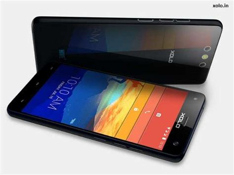 Display  Xolo Black Review Excellent Performance