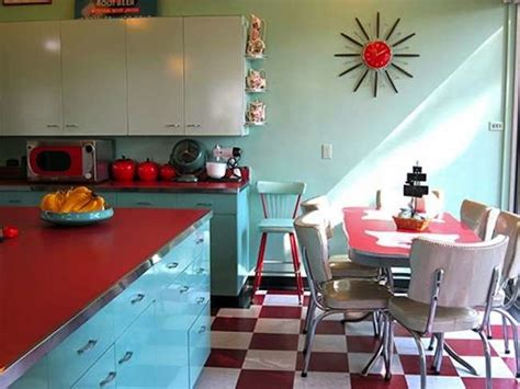 Retro Kitchen  10 Design Essentials  Bob Vila