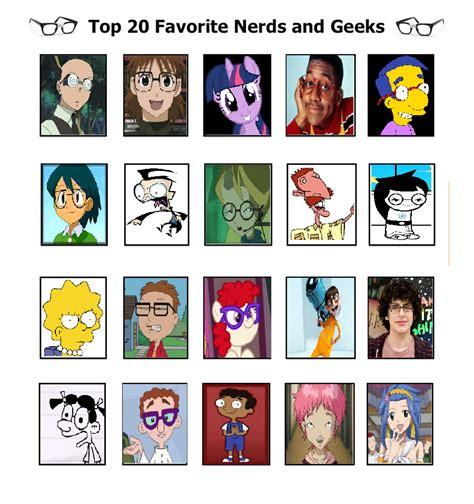 Top 20 Memes - top 20 favorite nerds and geeks meme by tito mosqu by xxyowlingwolfstormxx on deviantart