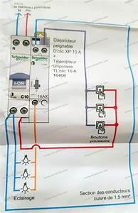 Schema Telerupteur Legrand : telerupteur schneider 16ax schema gui loise ~ Dode.kayakingforconservation.com Idées de Décoration