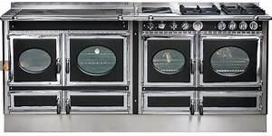 Plaque De Cuisson Gaz Et électrique : piano de cuisson bois gaz et lectrique 200cm avec 3 ~ Dailycaller-alerts.com Idées de Décoration