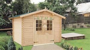 Abri De Jardin Bois 6m2 : abris de jardin 6m2 myrte 6 stmb construction ~ Farleysfitness.com Idées de Décoration