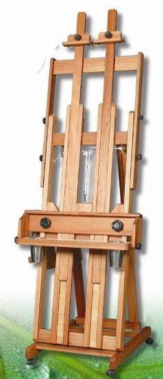 build   frame easel woodworking projects