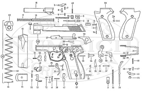 Walther P22 Exploded View Mungfali