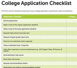 How To Deal With College Application Deadlines  Part Three