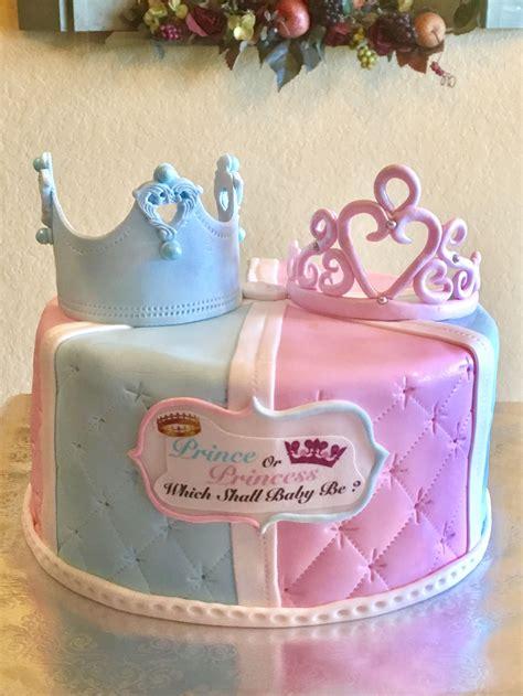 Baby Shower Gender Reveal by Gender Reveal Baby Shower Cake Baby Shower Cake Ideas