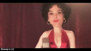 betty boop as a real person boop with rose mcgowan from ...