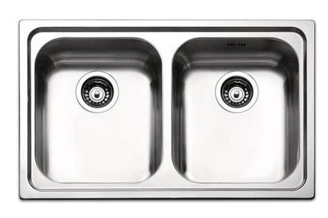 rubinetti per lavelli cucina lavello in acciaio a due vaschette negozio