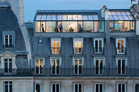 paris apartments modern  airy