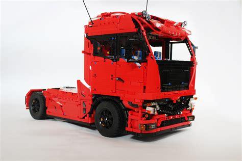 technic truck technic euro tractor truck bricksafe