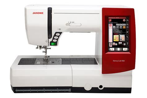 Janome Mc 9900 Toews