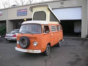 1974 Vw Camper - Bus - Vanagon