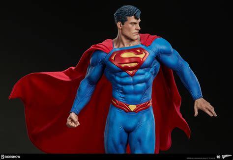 Dc Comics Superman Premium Format Figure By Sideshow