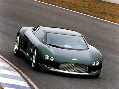 Concept Cars by Bentley Hunaudieres 1999 Concept Cars