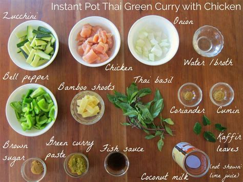 thai kitchen green curry paste chicken recipe instant pot thai green curry with chicken paint the 9792