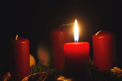 advent wreath meditations year   sunday
