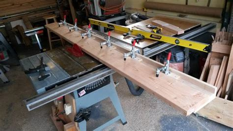 jointer sled  table  woodworkingweb