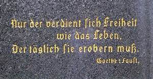 German Goethe F... Faust Famous Quotes