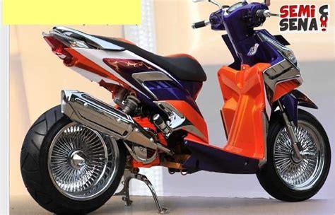 Variasi Motor R by Gambar Modifikasi Vario Foto Modifikasi Vario Semisena