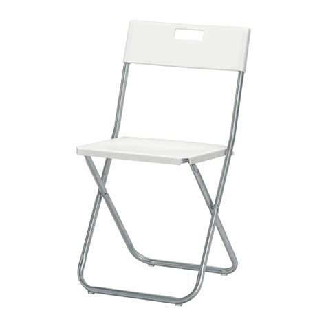 ikea chaises pliantes gunde chaise pliante ikea