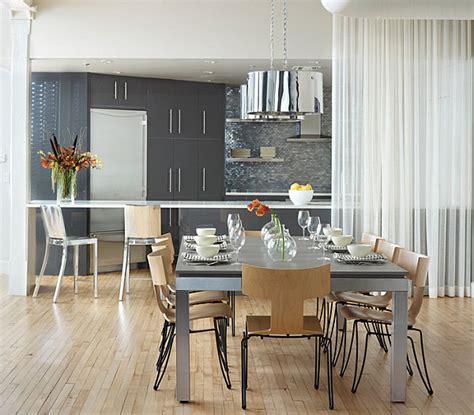 White Modern Kitchen Chairs