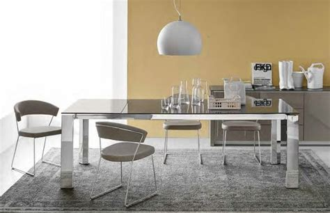outdoor dining table glass top gate extendable connubia table by calligaris with glass or