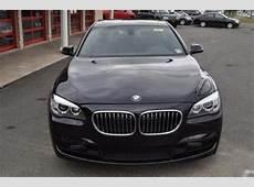 Export Used 2013 BMW 750LI XDRIVE BLACK ON BLACK